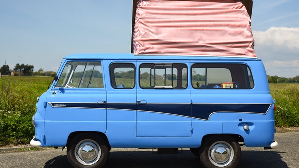 RESERVE LOWERED -1965 FORD THAMES 400e DORMOBILE For Sale (picture 38 of 139)