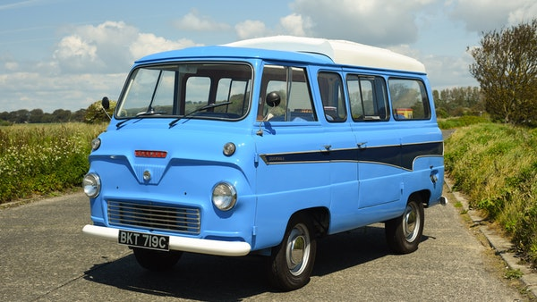 RESERVE LOWERED -1965 FORD THAMES 400e DORMOBILE For Sale (picture 1 of 139)