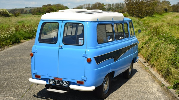 RESERVE LOWERED -1965 FORD THAMES 400e DORMOBILE For Sale (picture 20 of 139)