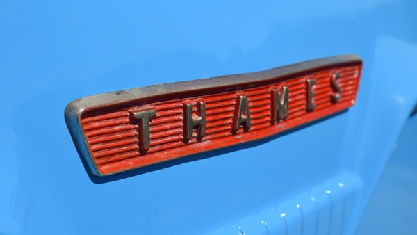 RESERVE LOWERED -1965 FORD THAMES 400e DORMOBILE For Sale (picture 95 of 139)