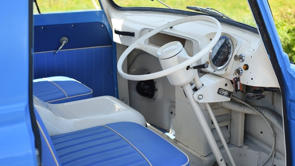 RESERVE LOWERED -1965 FORD THAMES 400e DORMOBILE For Sale (picture 53 of 139)