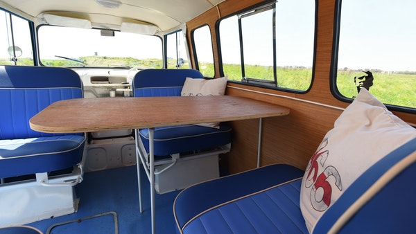 RESERVE LOWERED -1965 FORD THAMES 400e DORMOBILE For Sale (picture 75 of 139)