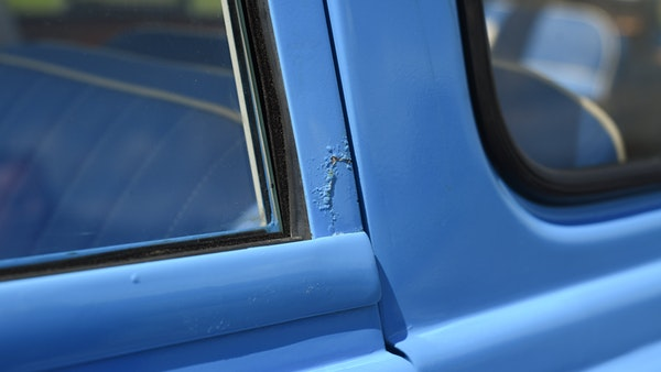 RESERVE LOWERED -1965 FORD THAMES 400e DORMOBILE For Sale (picture 103 of 139)