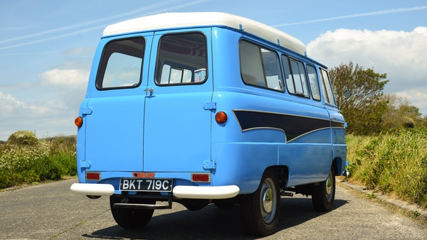 RESERVE LOWERED -1965 FORD THAMES 400e DORMOBILE For Sale (picture 18 of 139)