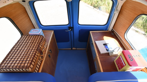 RESERVE LOWERED -1965 FORD THAMES 400e DORMOBILE For Sale (picture 74 of 139)