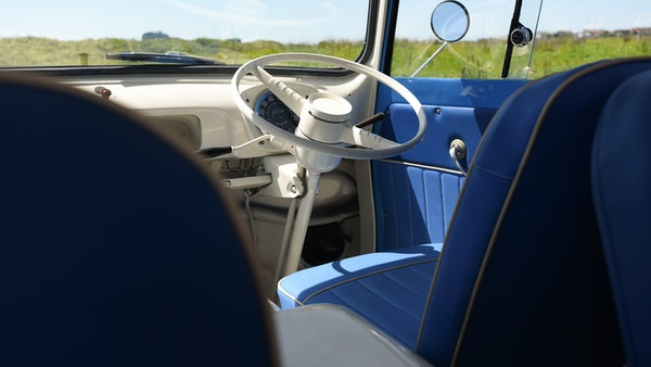 RESERVE LOWERED -1965 FORD THAMES 400e DORMOBILE For Sale (picture 77 of 139)