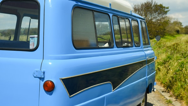 RESERVE LOWERED -1965 FORD THAMES 400e DORMOBILE For Sale (picture 107 of 139)