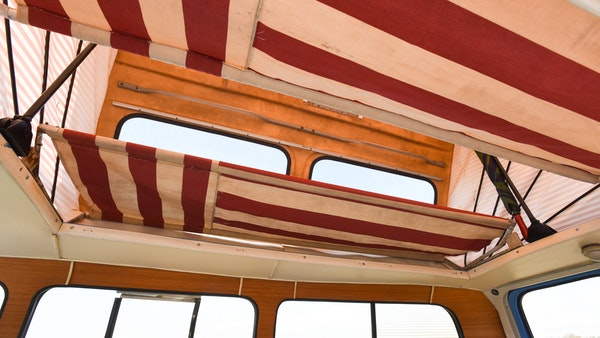 RESERVE LOWERED -1965 FORD THAMES 400e DORMOBILE For Sale (picture 69 of 139)