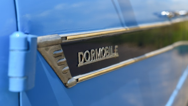 RESERVE LOWERED -1965 FORD THAMES 400e DORMOBILE For Sale (picture 102 of 139)