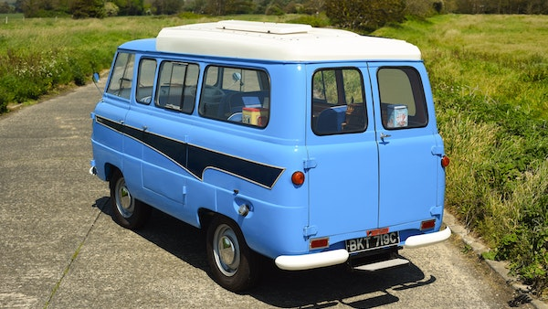 RESERVE LOWERED -1965 FORD THAMES 400e DORMOBILE For Sale (picture 17 of 139)