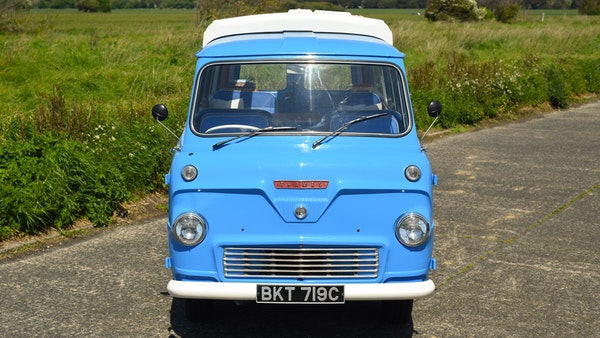RESERVE LOWERED -1965 FORD THAMES 400e DORMOBILE For Sale (picture 12 of 139)