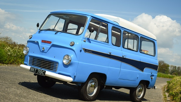 RESERVE LOWERED -1965 FORD THAMES 400e DORMOBILE For Sale (picture 5 of 139)