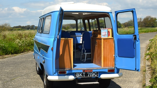 RESERVE LOWERED -1965 FORD THAMES 400e DORMOBILE For Sale (picture 79 of 139)