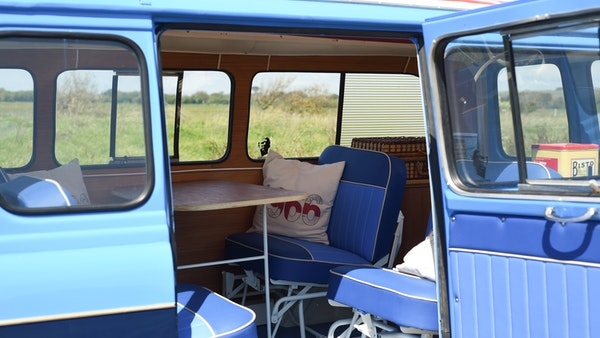 RESERVE LOWERED -1965 FORD THAMES 400e DORMOBILE For Sale (picture 60 of 139)