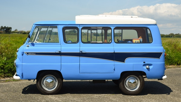 RESERVE LOWERED -1965 FORD THAMES 400e DORMOBILE For Sale (picture 27 of 139)