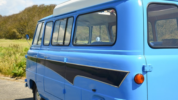 RESERVE LOWERED -1965 FORD THAMES 400e DORMOBILE For Sale (picture 100 of 139)