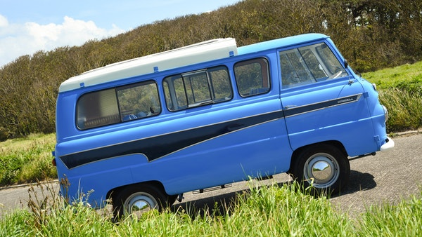 RESERVE LOWERED -1965 FORD THAMES 400e DORMOBILE For Sale (picture 8 of 139)