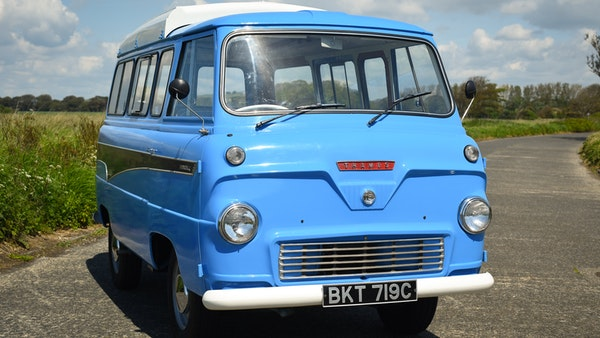 RESERVE LOWERED -1965 FORD THAMES 400e DORMOBILE For Sale (picture 10 of 139)