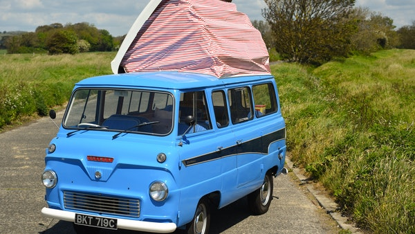 RESERVE LOWERED -1965 FORD THAMES 400e DORMOBILE For Sale (picture 118 of 139)