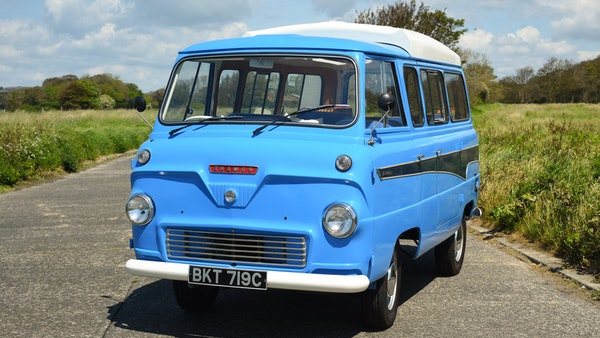 RESERVE LOWERED -1965 FORD THAMES 400e DORMOBILE For Sale (picture 7 of 139)