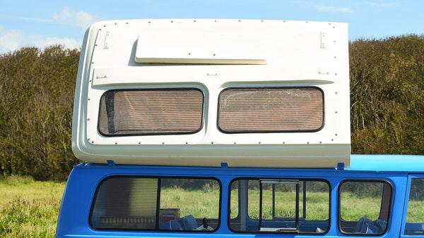 RESERVE LOWERED -1965 FORD THAMES 400e DORMOBILE For Sale (picture 84 of 139)