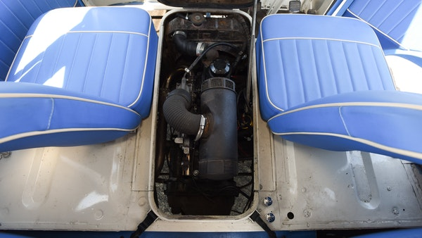 RESERVE LOWERED -1965 FORD THAMES 400e DORMOBILE For Sale (picture 59 of 139)