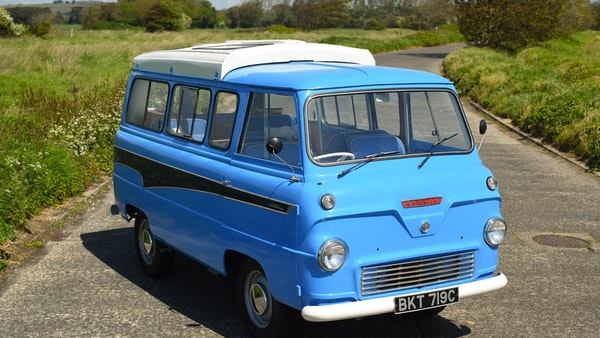 RESERVE LOWERED -1965 FORD THAMES 400e DORMOBILE For Sale (picture 3 of 139)