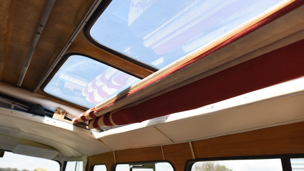 RESERVE LOWERED -1965 FORD THAMES 400e DORMOBILE For Sale (picture 68 of 139)