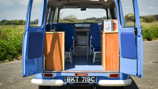 RESERVE LOWERED -1965 FORD THAMES 400e DORMOBILE For Sale (picture 82 of 139)