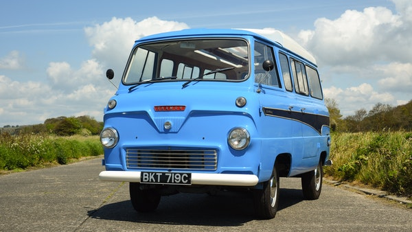 RESERVE LOWERED -1965 FORD THAMES 400e DORMOBILE For Sale (picture 6 of 139)