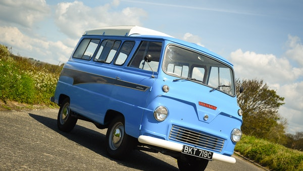 RESERVE LOWERED -1965 FORD THAMES 400e DORMOBILE For Sale (picture 4 of 139)