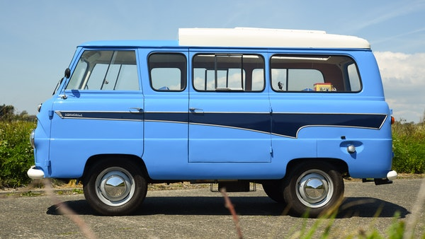 RESERVE LOWERED -1965 FORD THAMES 400e DORMOBILE For Sale (picture 11 of 139)