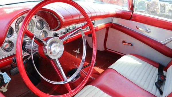 1957 Ford Thunderbird For Sale (picture 32 of 133)