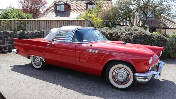 1957 Ford Thunderbird For Sale (picture 7 of 133)