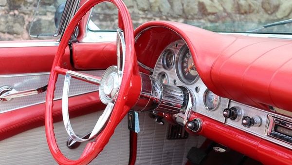 1957 Ford Thunderbird For Sale (picture 48 of 133)