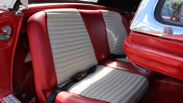 1957 Ford Thunderbird For Sale (picture 35 of 133)