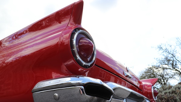 1957 Ford Thunderbird For Sale (picture 93 of 133)