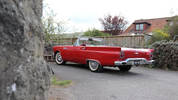 1957 Ford Thunderbird For Sale (picture 22 of 133)
