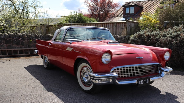 1957 Ford Thunderbird For Sale (picture 3 of 133)
