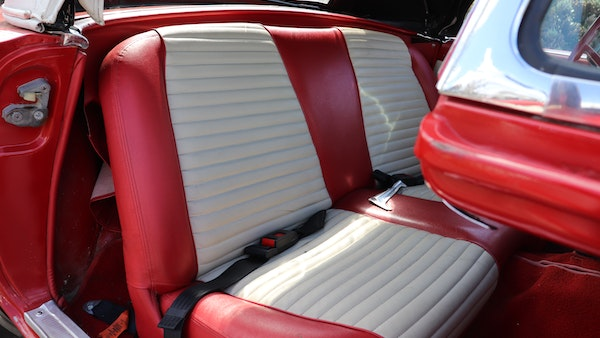 1957 Ford Thunderbird For Sale (picture 36 of 133)