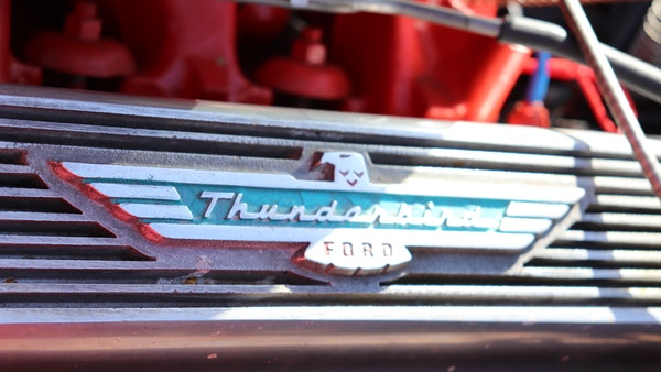 1957 Ford Thunderbird For Sale (picture 57 of 133)