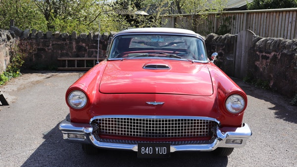 1957 Ford Thunderbird For Sale (picture 5 of 133)