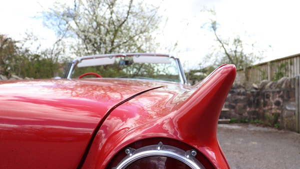 1957 Ford Thunderbird For Sale (picture 97 of 133)