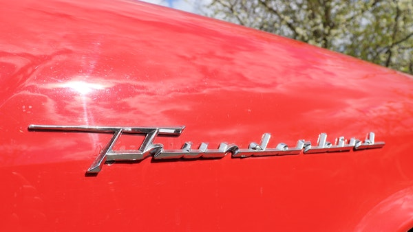 1957 Ford Thunderbird For Sale (picture 114 of 133)