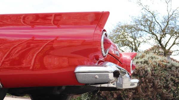 1957 Ford Thunderbird For Sale (picture 112 of 133)
