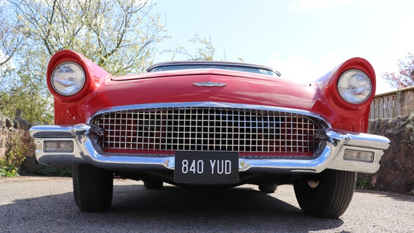 1957 Ford Thunderbird For Sale (picture 8 of 133)