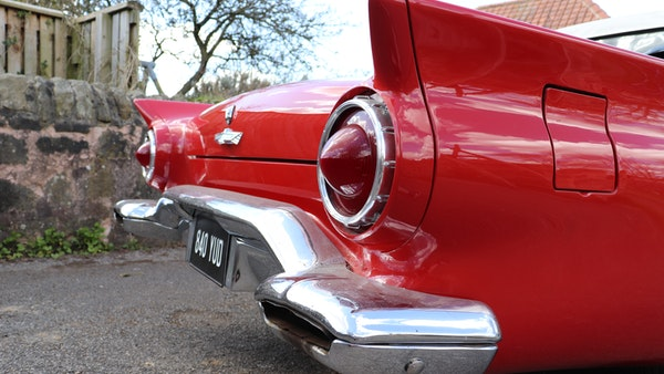 1957 Ford Thunderbird For Sale (picture 89 of 133)