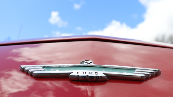 1957 Ford Thunderbird For Sale (picture 106 of 133)