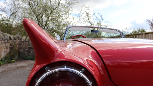 1957 Ford Thunderbird For Sale (picture 96 of 133)