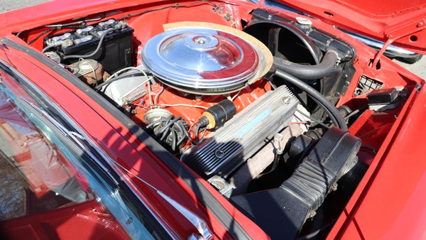 1957 Ford Thunderbird For Sale (picture 61 of 133)